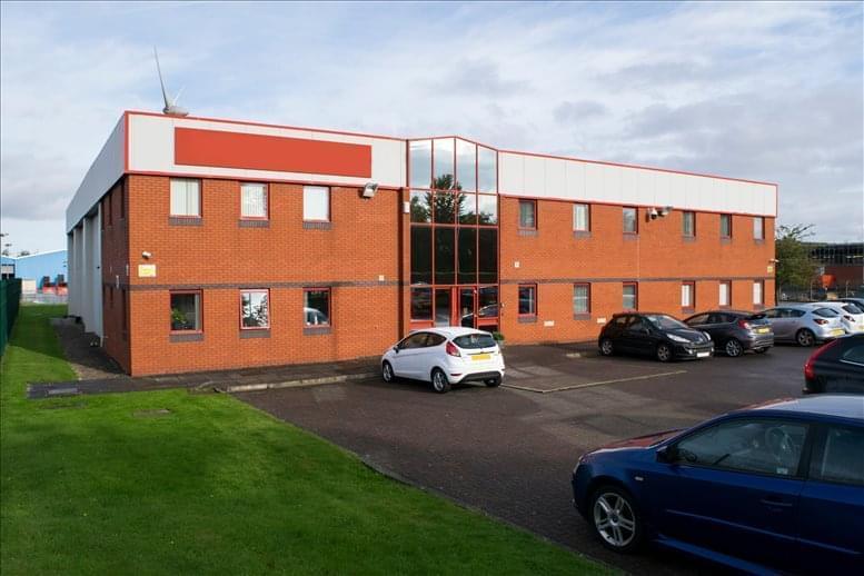 Paddock Road Office Space
