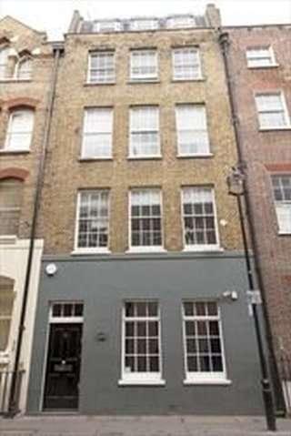 16 Carlisle Street Office Space