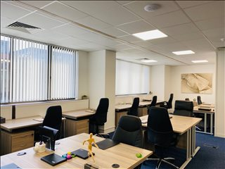 Solar House Office Space - N12 8QJ