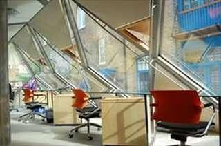 The Pyramid Office Space