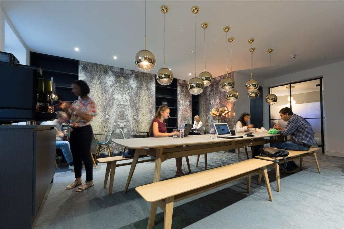 36 Soho Square Office Space