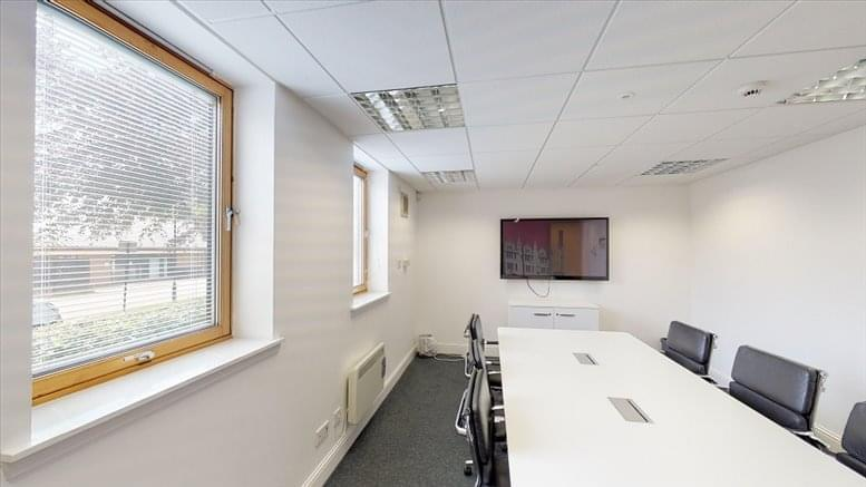 James Gregory Centre Office Space