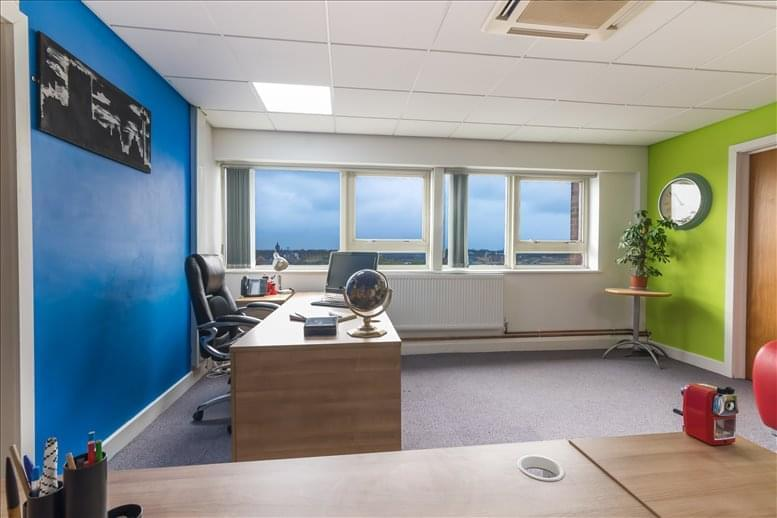 Anfield Business Centre Office Space