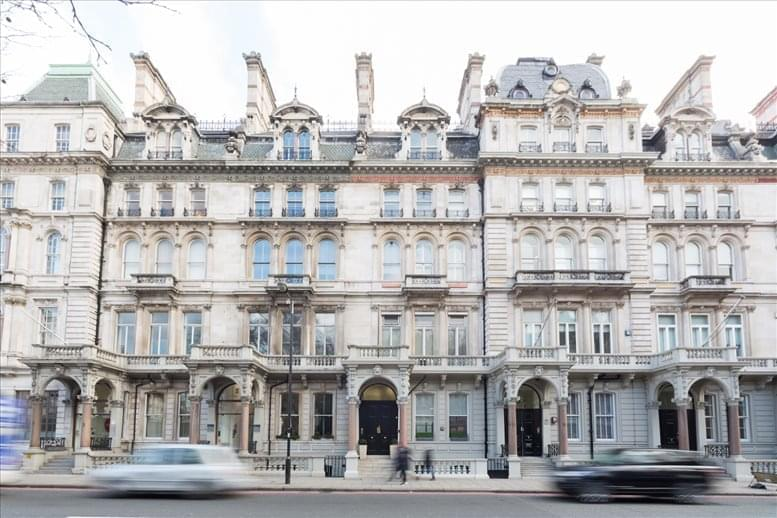 7 Grosvenor Gardens Office Space