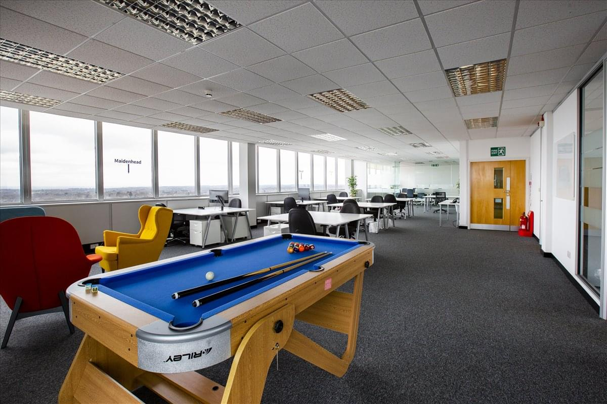 Bracknell Enterprise and Innovation Hub Office Space