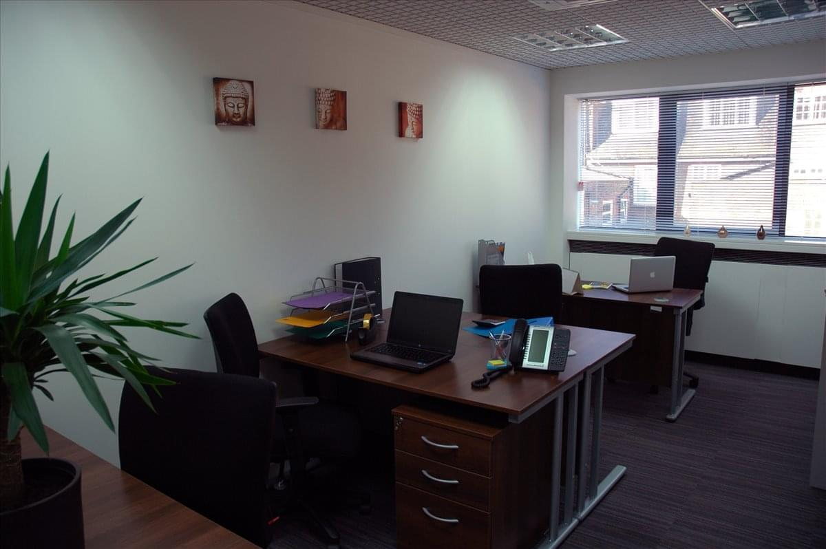 Harrow Business Centre Office Space