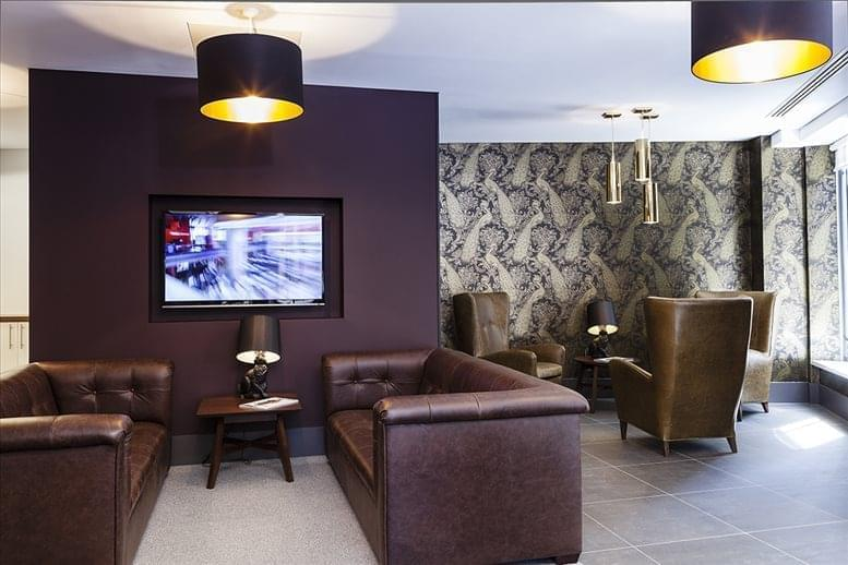 20 Little Britain Office Space