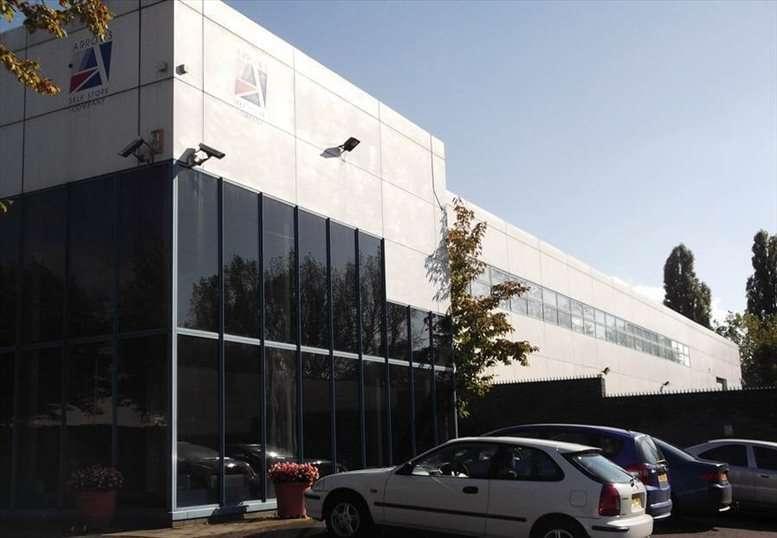 Water Eaton Industrial Estate Office Space