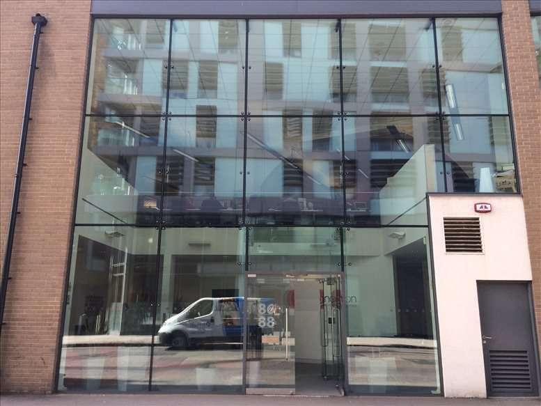 86-88 Great Suffolk Street Office Space
