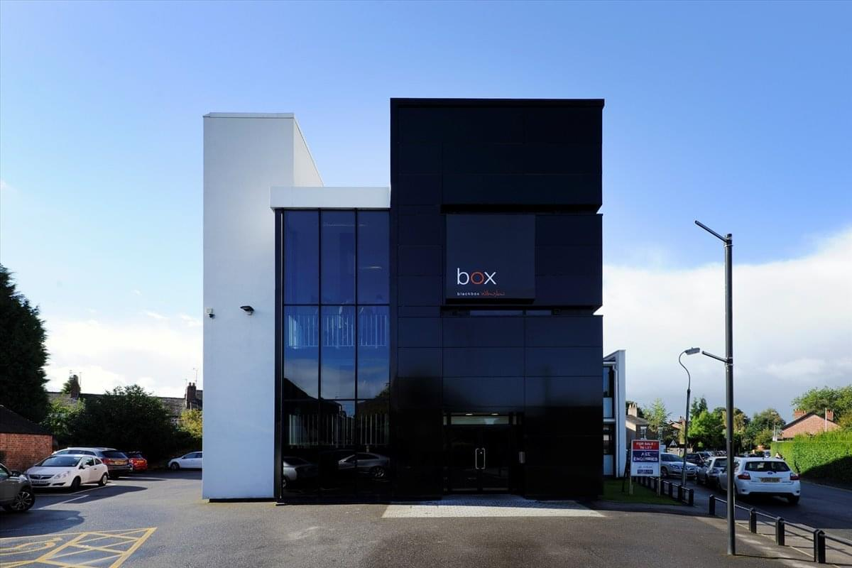 Blackbox Wilmslow Office Space