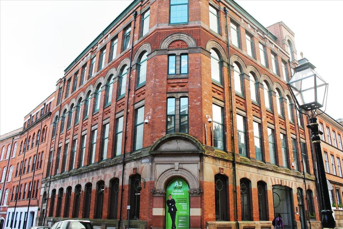 Merchants Court Office Space