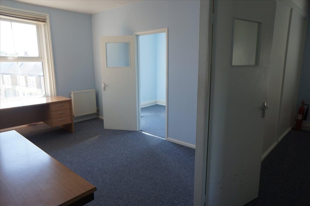 87 Blenheim Road Office Space
