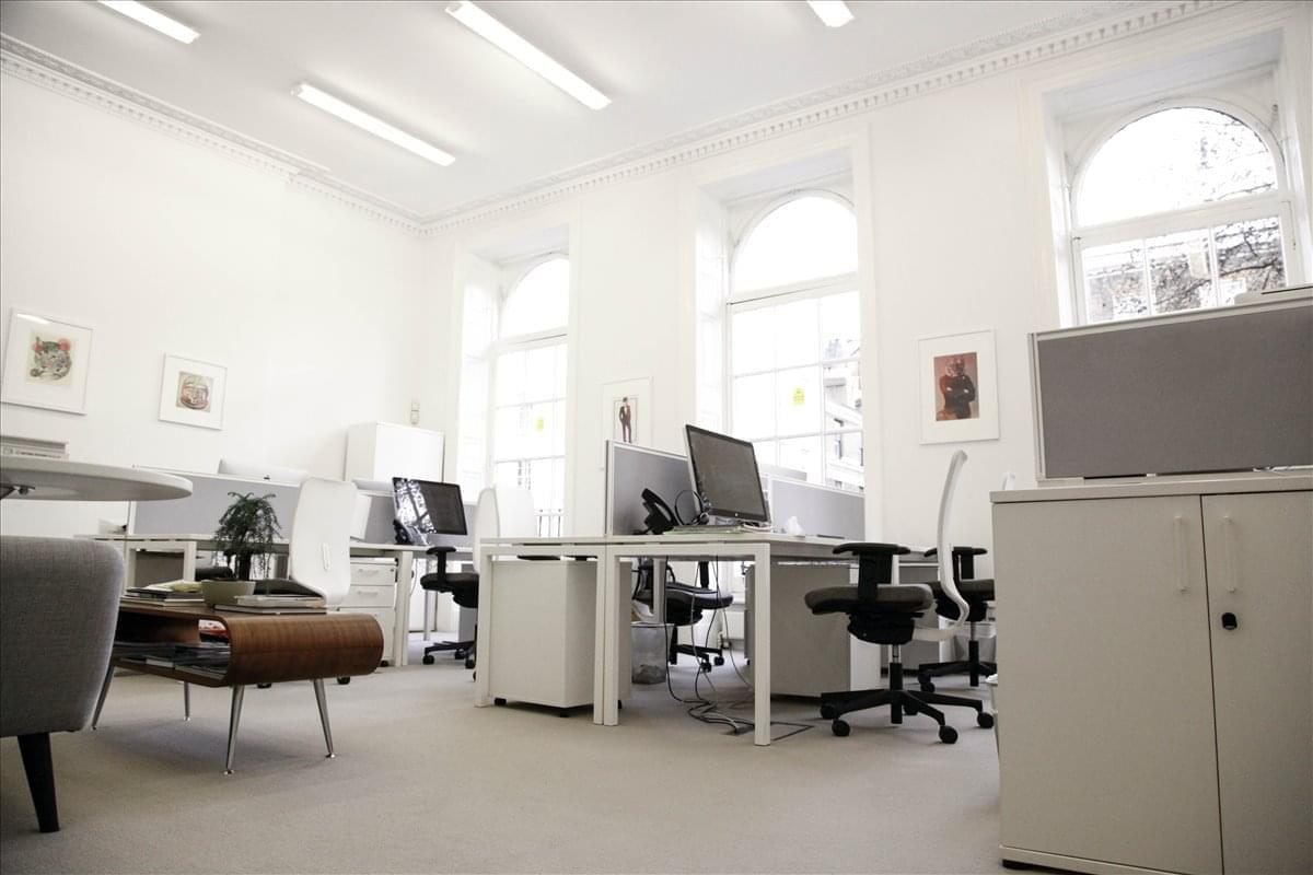115 Baker Street Office Space
