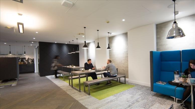 81 Farringdon Street Office Space