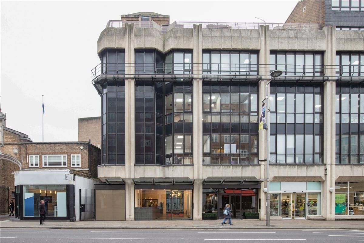 239 High Street Kensington Office Space