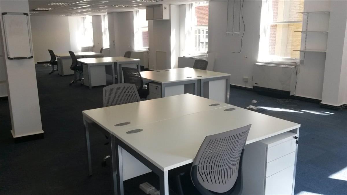 25 Furnival Street Office Space
