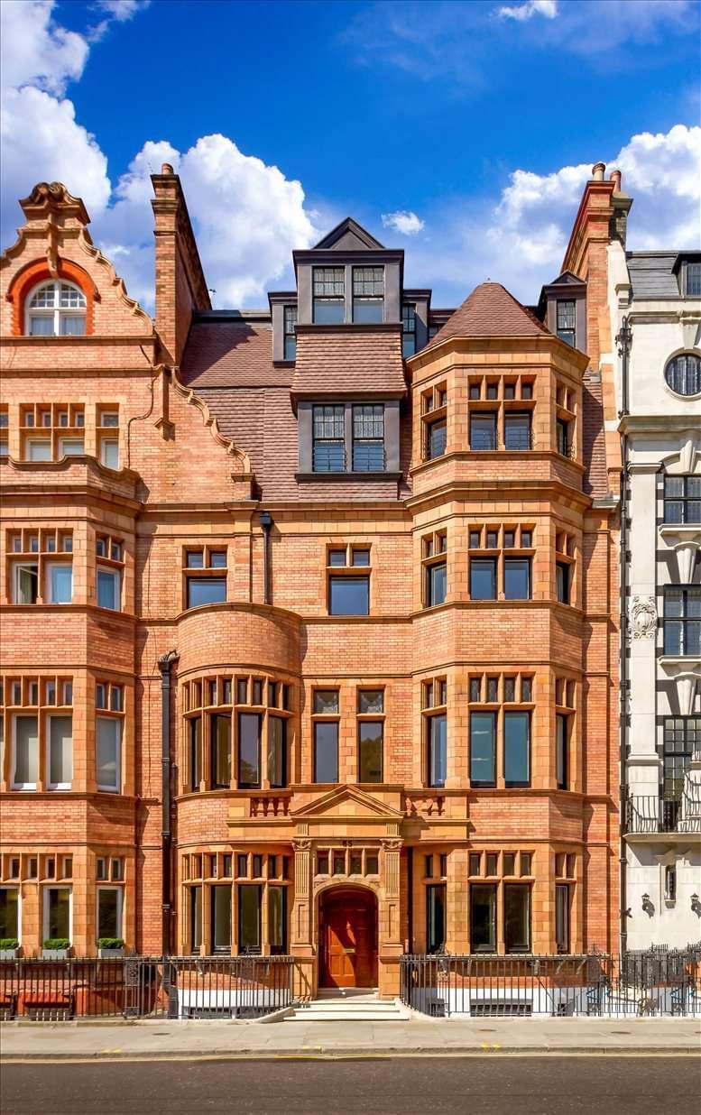 65 Sloane Street Office Space