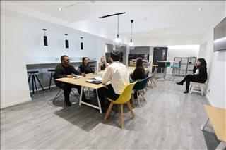 Central Point Office Space - EC2Y 8AD