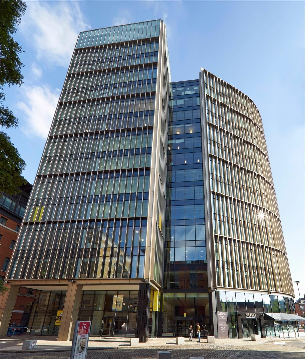 Eleven Brindley Place Office Space