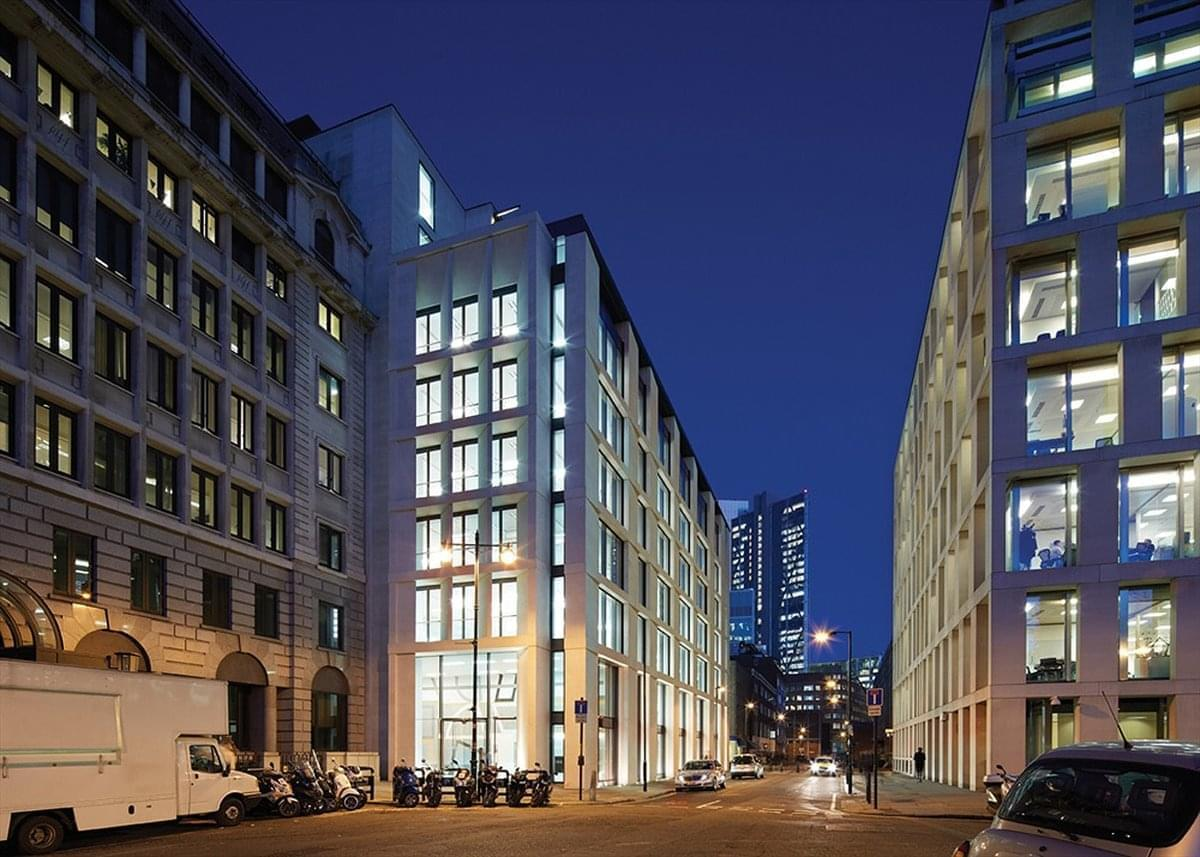 26 Finsbury Square Office Space