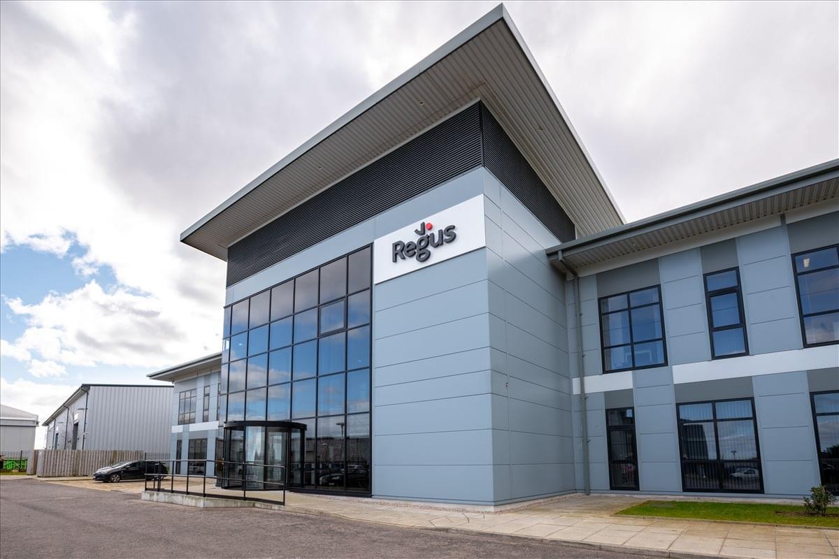 Cirrus Building @ ABZ Business Park Office Space