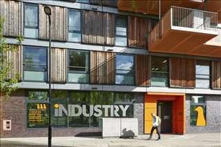 INDUSTRY @ Adelaide Wharf Office Space - E2 8EX