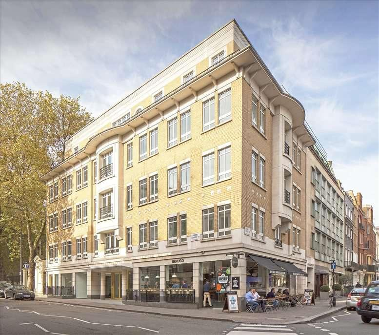 14 Curzon Street Office Space