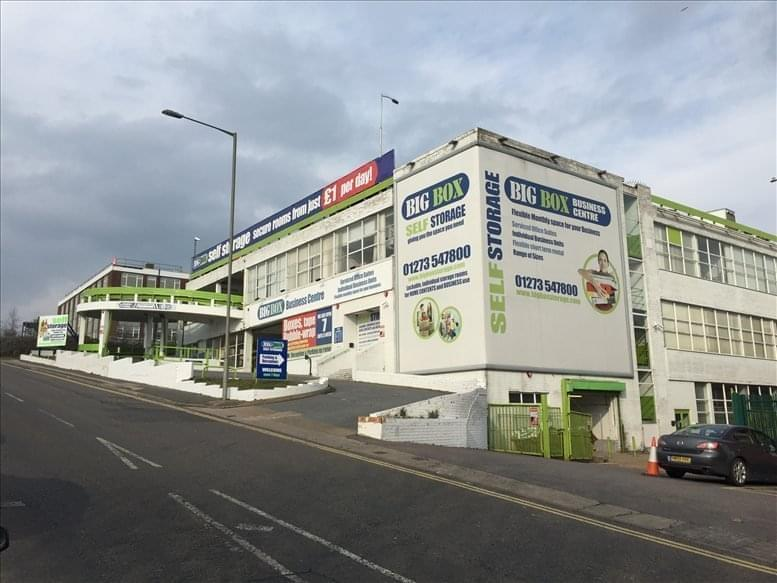 Crowhurst Road Office Space