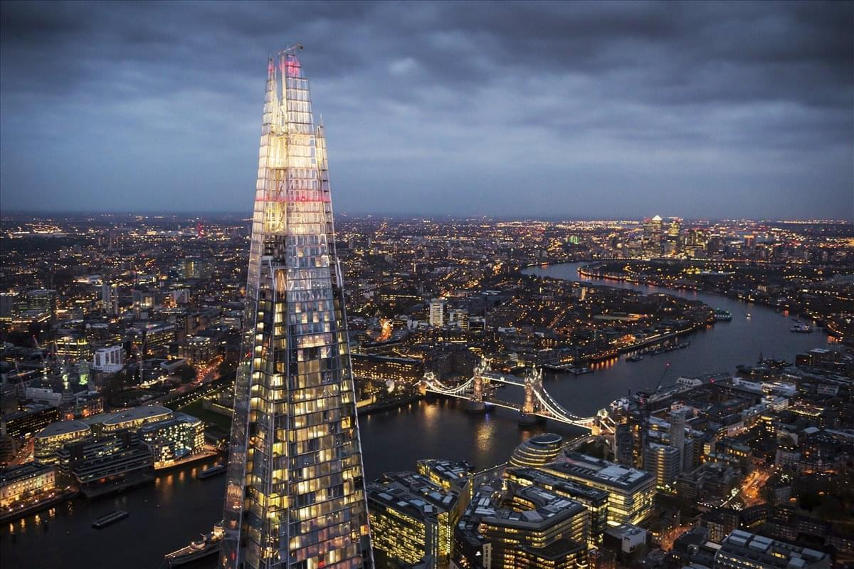 The Shard Office Space