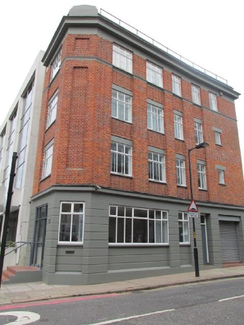 202 Blackfriars Road Office Space