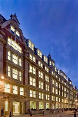 60 New Broad Street Office Space - EC2M 1JJ