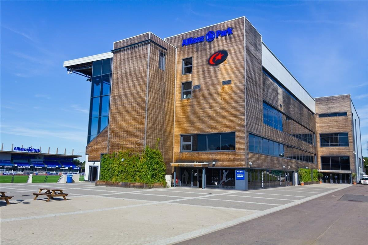 Allianz Park Office Space