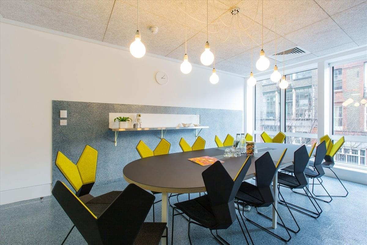 Angel Square Office Space