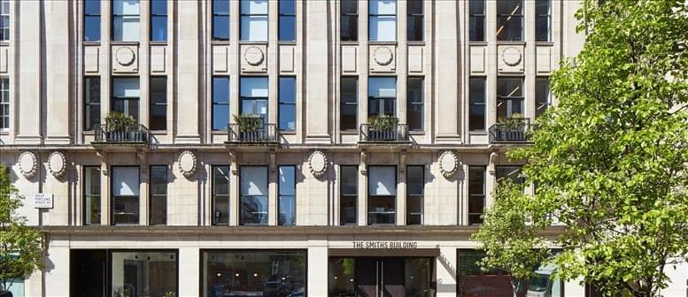 179 Great Portland Street Office Space