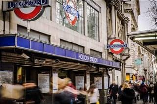 5 Southampton Place Office Space - WC1A 2DA