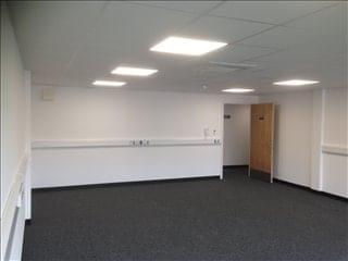 Meridian Trading Estate Office Space - SE7 7SF
