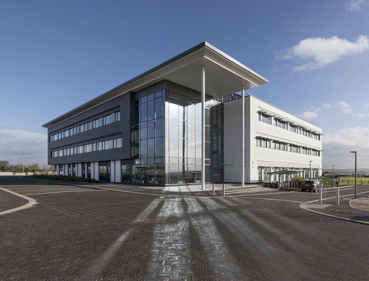 Exeter Science Park Centre Office Space