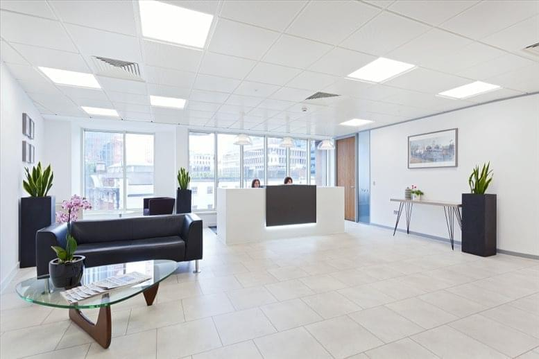 One Aldgate Office Space