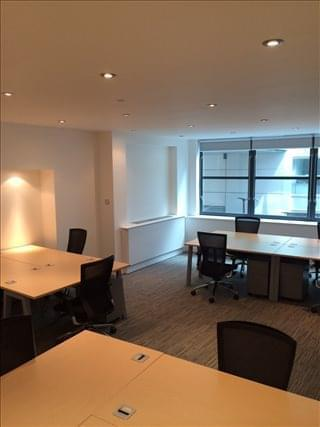 Lion Court Office Space - WC1V 6NY