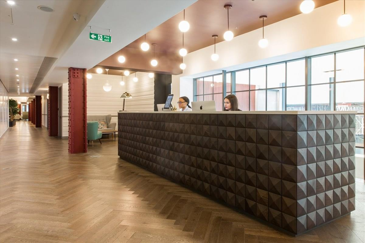10 Bloomsbury Way Office Space