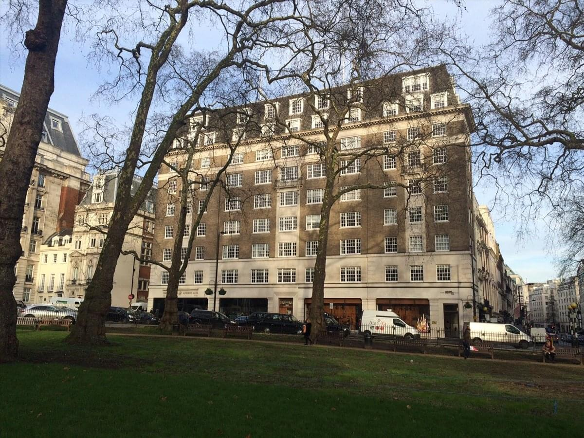 20 Berkeley Square Office Space