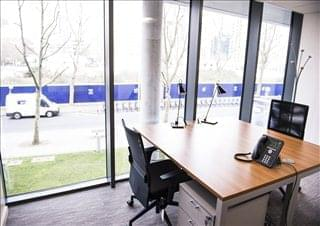 5 Indescon Square Lightermans Road Office Space - E14 9DQ
