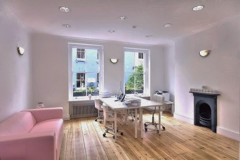 21 Carnaby Street Office Space