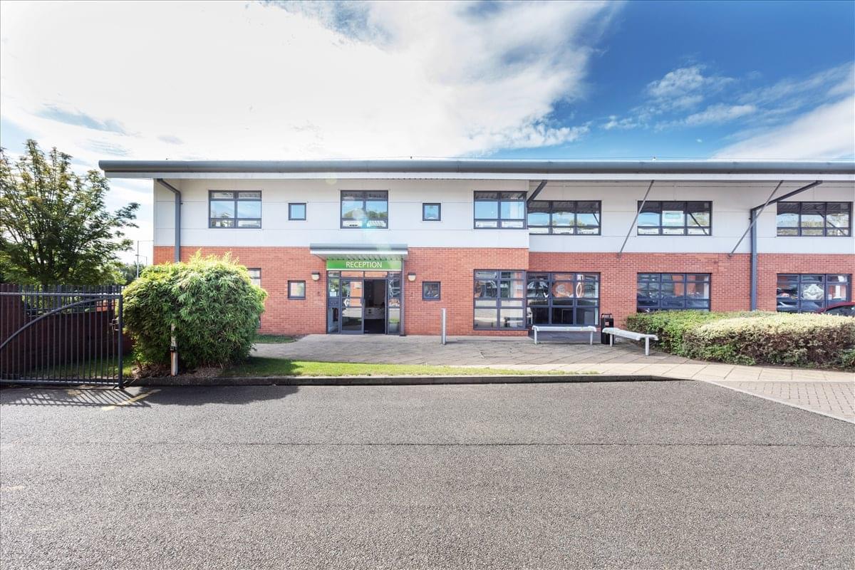 Folkestone Enterprise Centre Office Space