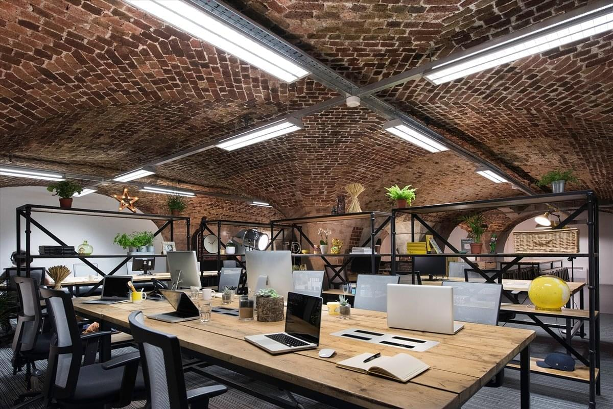 Tobacco Dock Office Space