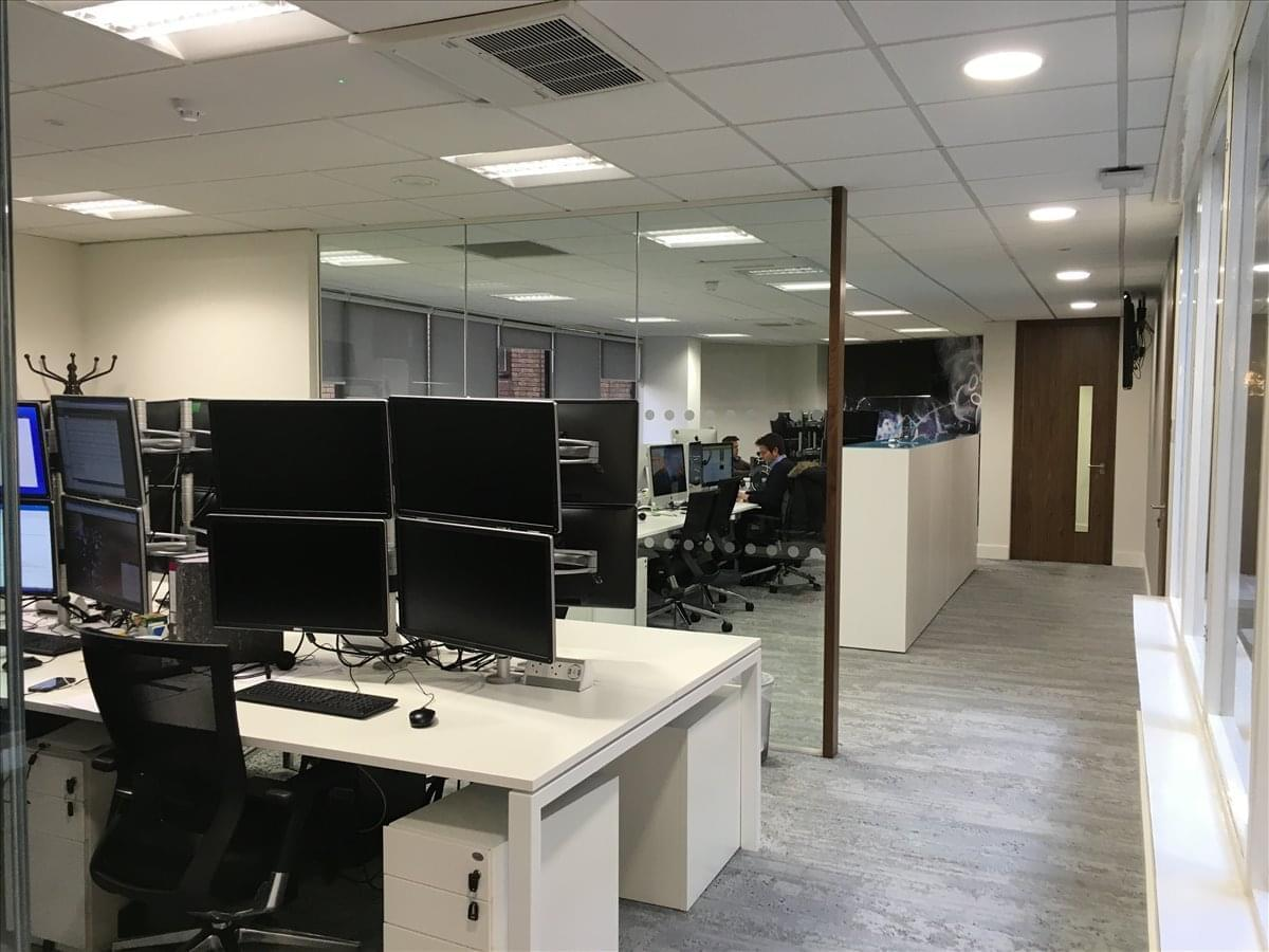 Linear Investments Limited Office Space