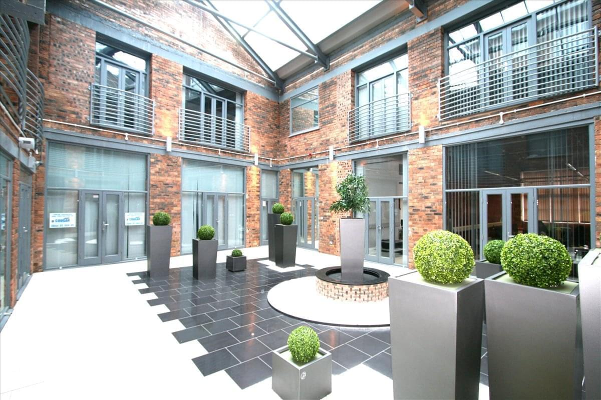 West Midlands House Office Space