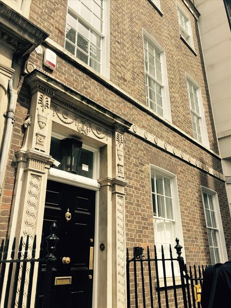 11 Golden Square Office Space