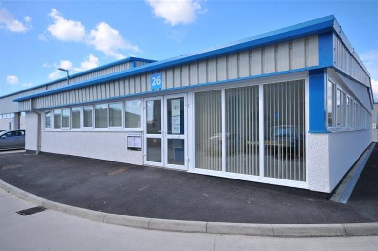Broadley Park Road Office Space