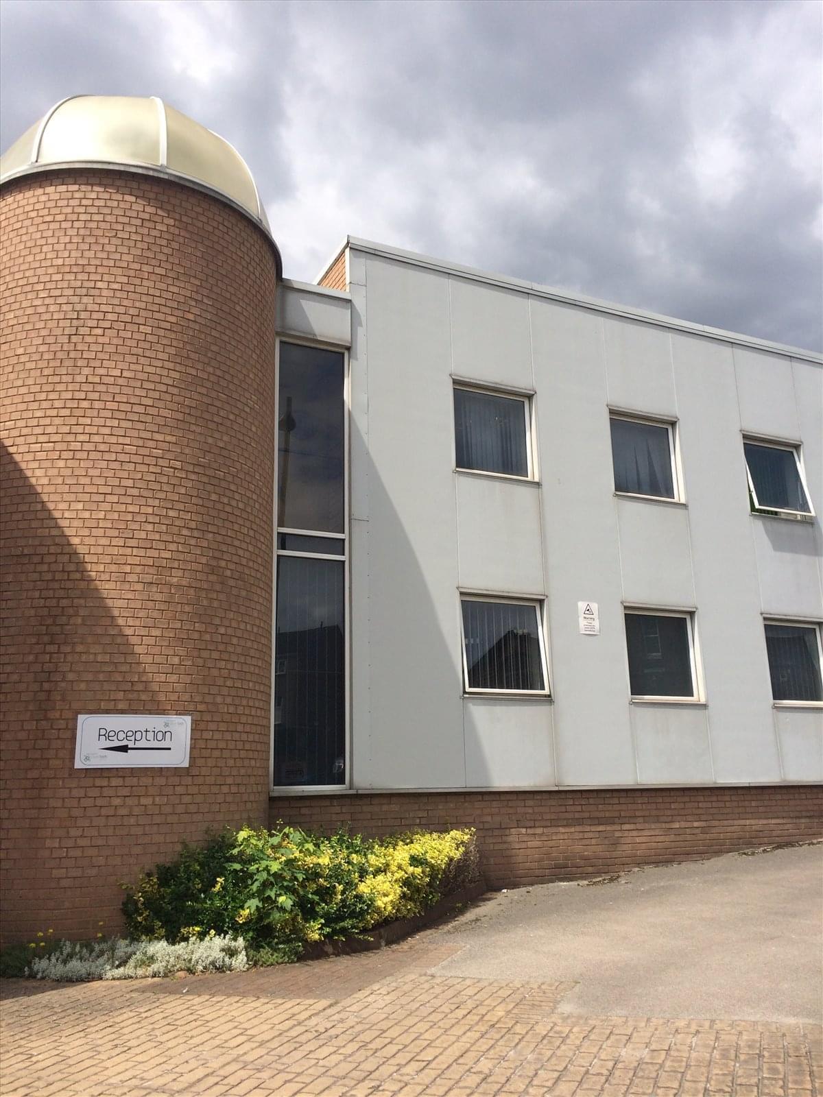 Castle Cavendish Enterprise Centre Office Space